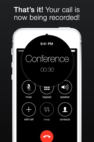 TapeACall Pro: Call Recorder screenshot 3