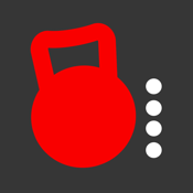 Pocket WOD - CrossFit Enthusiasts Trainer, Exercise & Fitness App icon