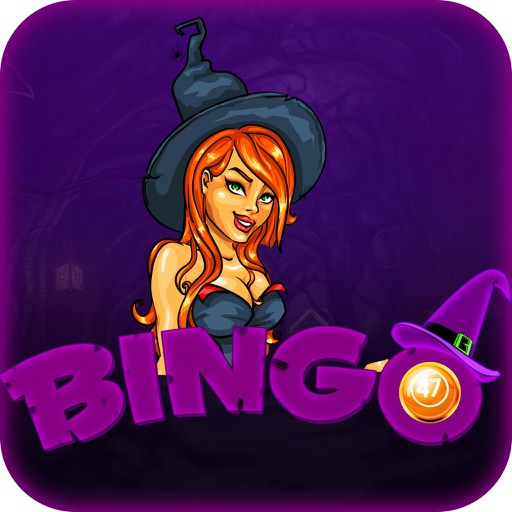 Bingo Wizard - Free Bingo Game Icon