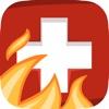 Erste Hilfe Bei Brandwunden - Krankenwagen Anrufen Prof