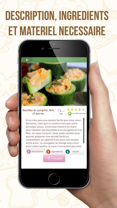 download Recette Minceur - Cuisine Saine pour Régime Santé apps 2