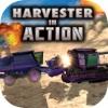 Harvester in Action harvester