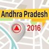 安得拉邦 離線地圖導航和指南