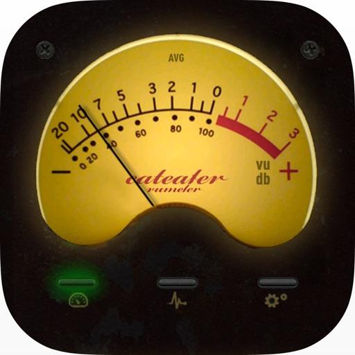 騒音計 - サウンドレベルメーター