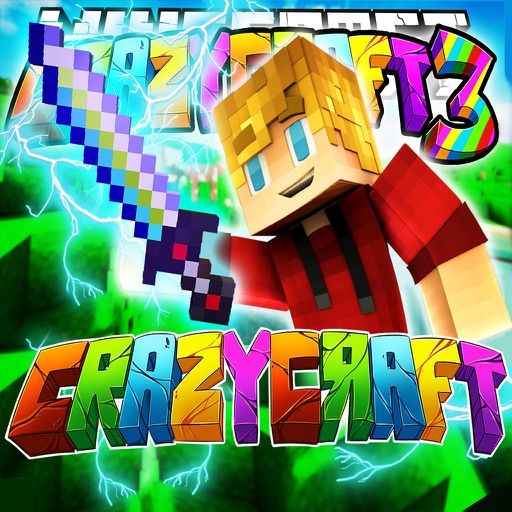 NEW CRAZYCRAFT SWEET 3 : Mini Block Game