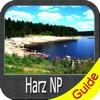 Harz National Park - GPS Map Navigator