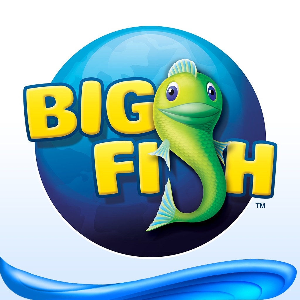 Big fish games app the best free game finder for deals for Fish arcade game