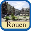 Rouen Offline City Travel Guide