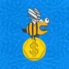 Crazy Bee in the Sky