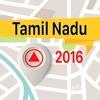 泰米尔纳德邦 離線地圖導航和指南
