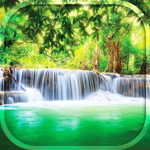Cascata Sfondi Incredibile Hd Foto Natura Paesaggio Per Sfondo