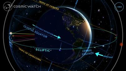 Screenshot #6 for Cosmic-Watch