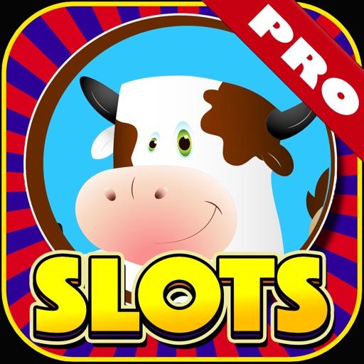 Amazing Farm Slot Machine - New Game of Vegas iOS App
