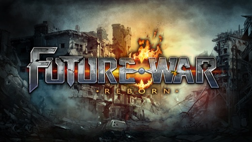 Future War: Reborn- Zombie Survival Tatics TPS Screenshot