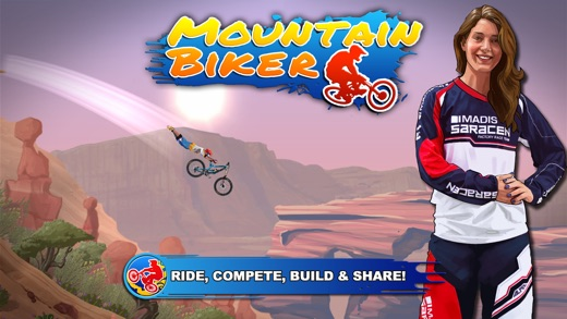 Mountain Biker Screenshot