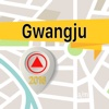 Gwangju Offline Map Navigator and Guide