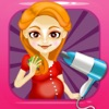 Mommy's Salon Spa Makeover - little nail & make-up hair games for kids!