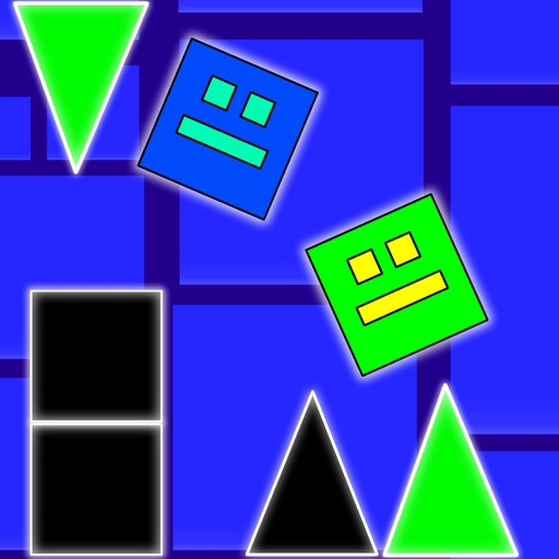 Geometry War Attack iOS App