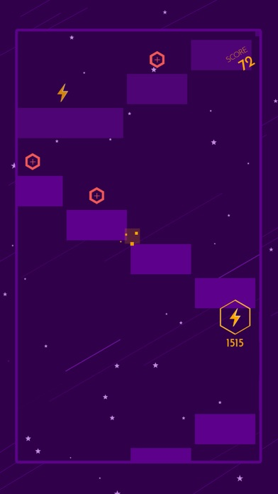 Dashuper - Endless Arcade Zigzag Screenshot