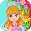 Laundry Girl Easter - Kids Washing Clothes&Wash laundry games for girls