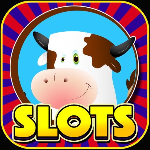 Amazing Farm Slot Machine - FREE New Game of Vegas iOS App