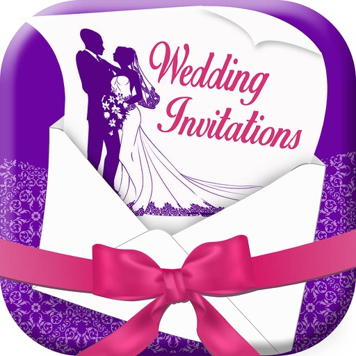 Wedding Invitation Card.s Maker – Invite friends to your Marriage Party with Custom eCards iOS App