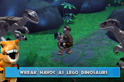 LEGO® Jurassic World™ screenshot 3