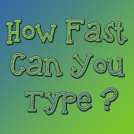 How Fast Can You Type ? Dude, Improve Your Typing Speed