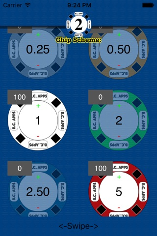 Poker Setup & Timer: Texas Hold'em screenshot 2