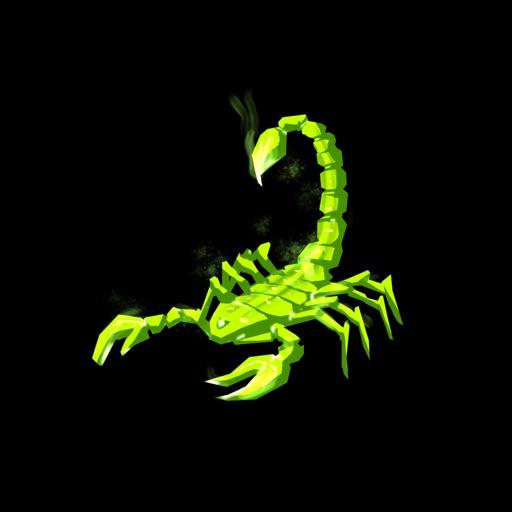 Скорпион на аватарку