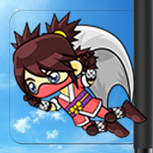 Ninja and Minion: Tap To Jump iOS App