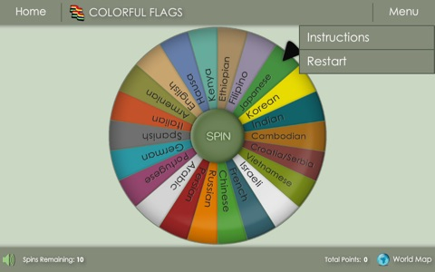 Colorful Flags screenshot 4