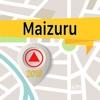 Maizuru Offline Map Navigator und Guide