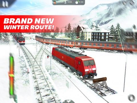 Train Driver Journey 8 - Winter in the Alps на iPad
