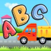 ABC Wörter sammeln - für Vorschulkinder , Babys & Kinder Englisch Lernen