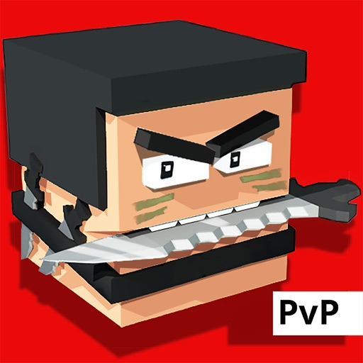 Fight Kub : multiplayer PvP arena online