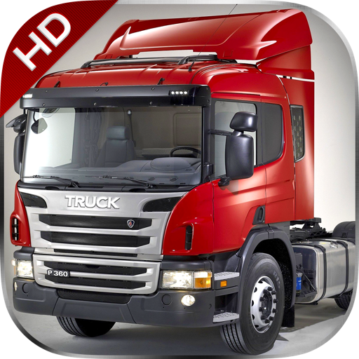 Truck Simulator 2016 - North America Cargo Routes