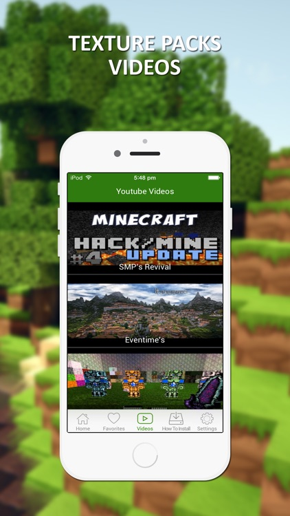 New Texture Packs - Ultimate Collection for Minecraft PE & PC by ...