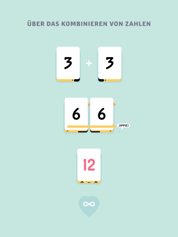 Threes! Screenshot