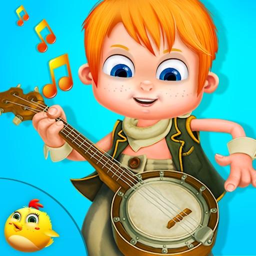Kids Music Classroom iOS App