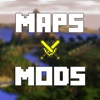 Maps and Mods for Minecraft