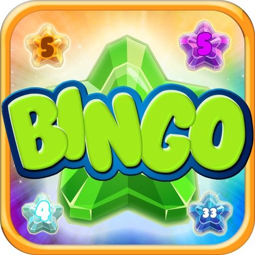 Gem Bingo Mania Premium - Free Bingo Casino Game iOS App