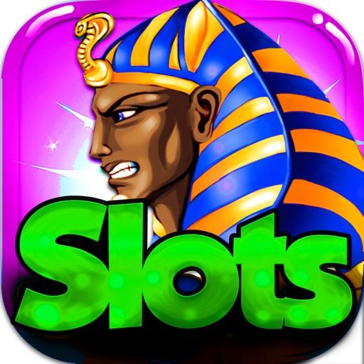 Egypt World Winner Slots iOS App