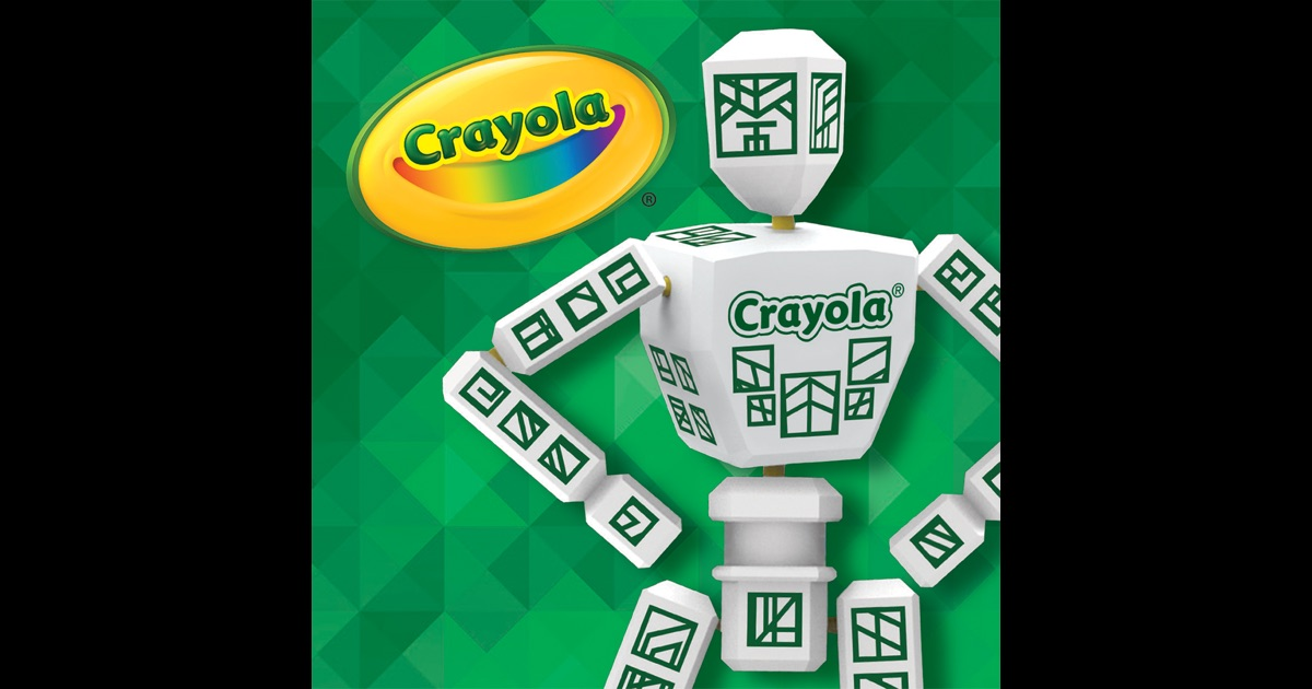 Crayola Coloring Pages App : Crayola easy animator on the app store