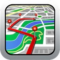 iPlanMyRoute icon