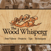 Woodworking with The Wood Whisperer - Premium icon