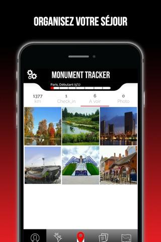 Antibes Monument Tracker screenshot 3