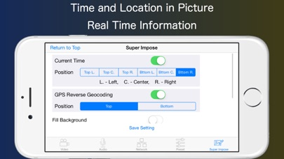 download Live-Reporter Security Camera apps 1