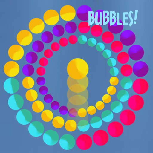 Color Wheels: Bubble Switch iOS App