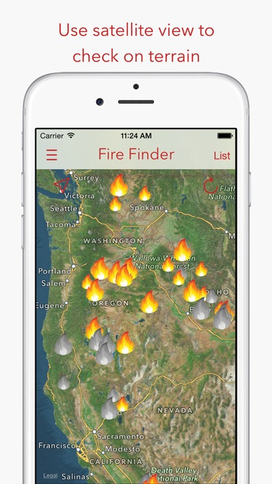 download Fire Finder - Wildfire Info, Images and More apps 2